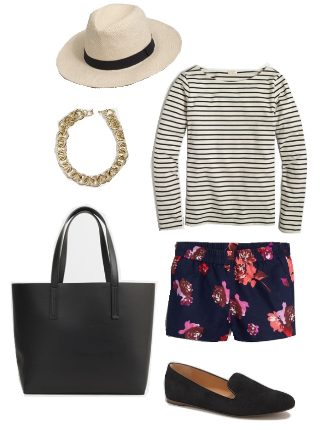 J.Crew Factory Faves: Looks of the Season - Pearls and Polkadots