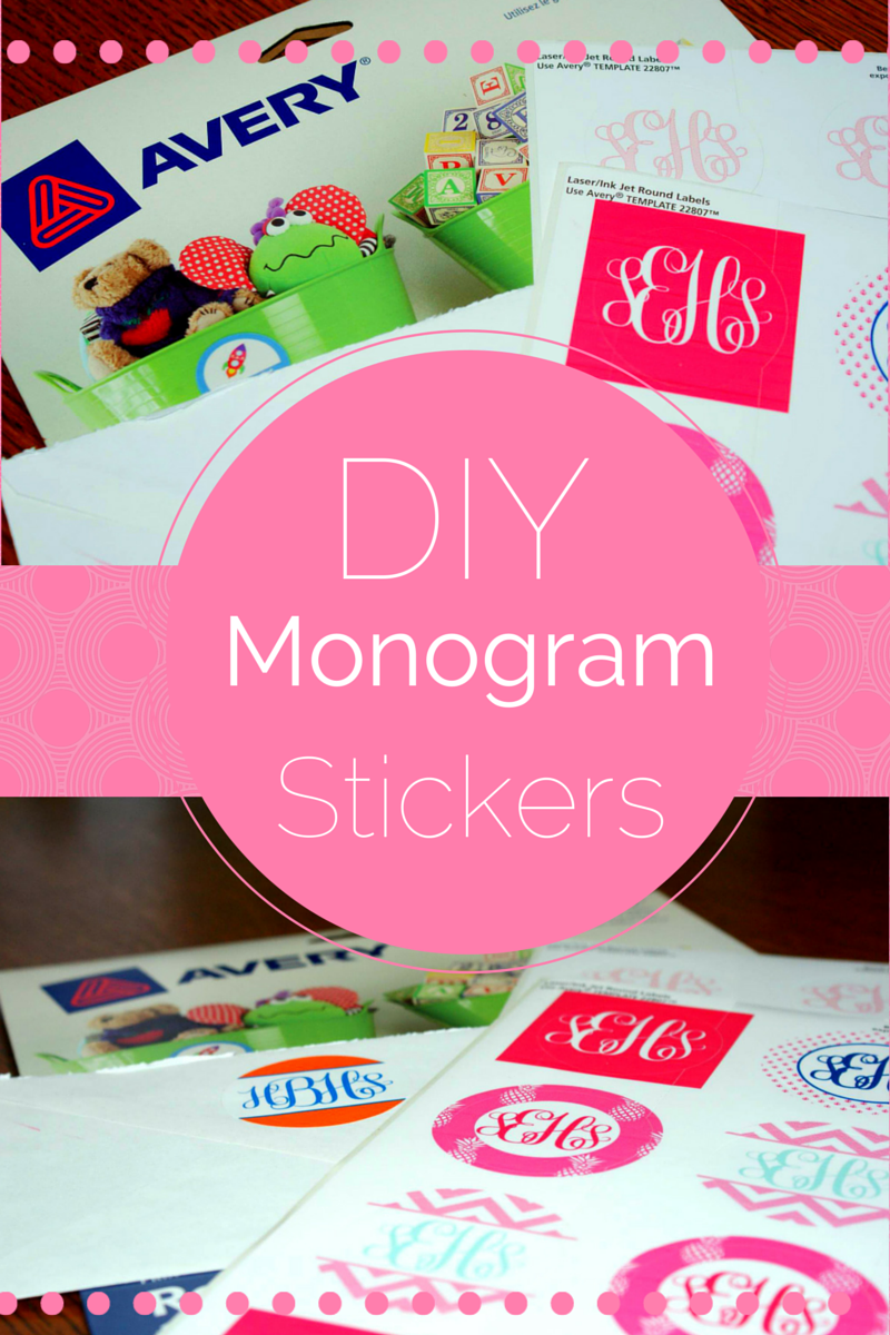 DIY_Monogram_Stickers
