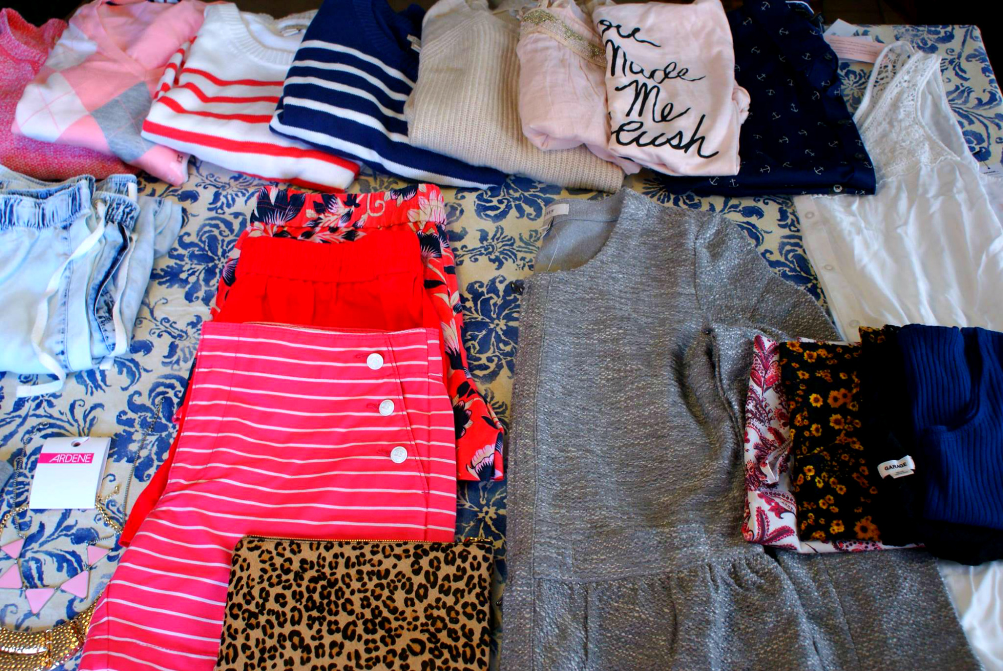 Outlet Haul of the Summer + Tips