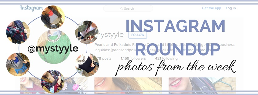 Instagram Round Up: Photos from the Week v3