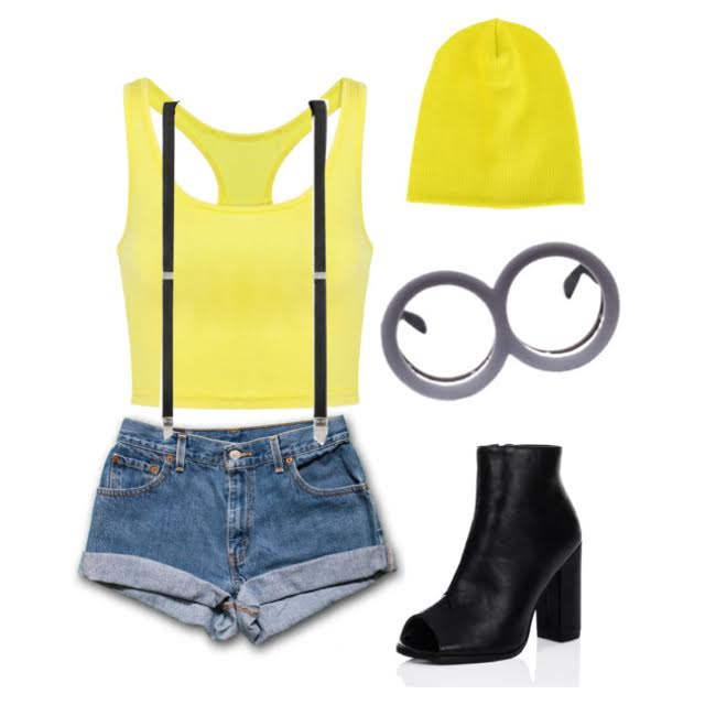 Halloween Costumes - Minion