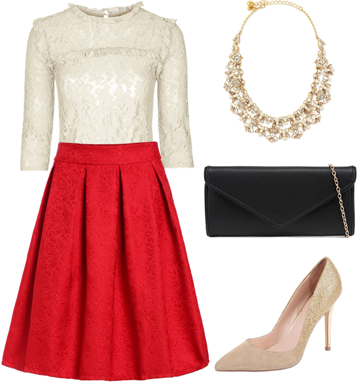 Outfit 2 - Holiday Party