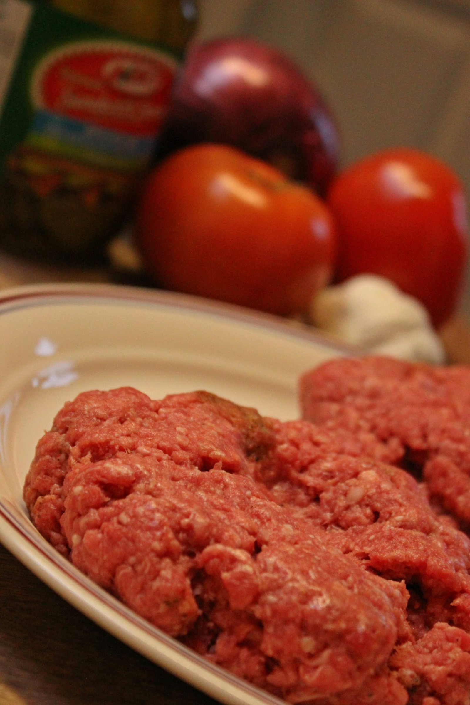 Homemade Beef Burgers - Pearls and Polkadots