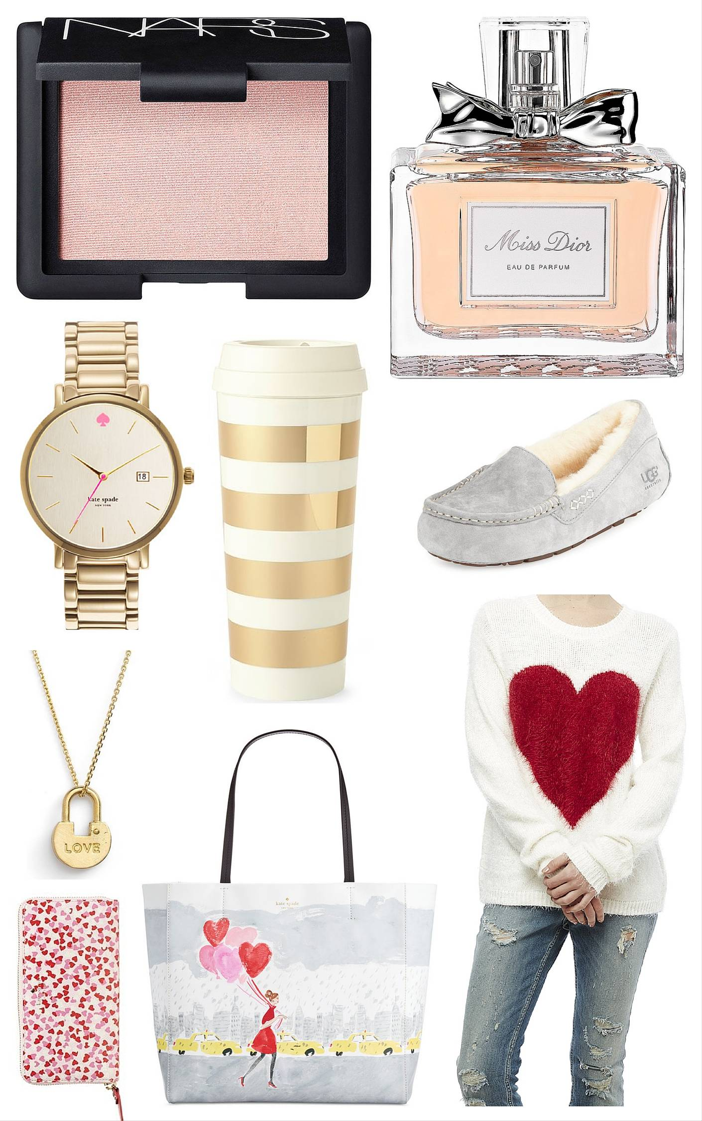 Valentine's Day Gift Guide For Her - Pearls and Polkadots
