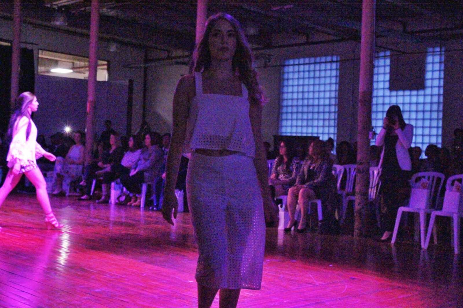 SAM Fashion Show Recap: Part Two - Pearls and Polkadots
