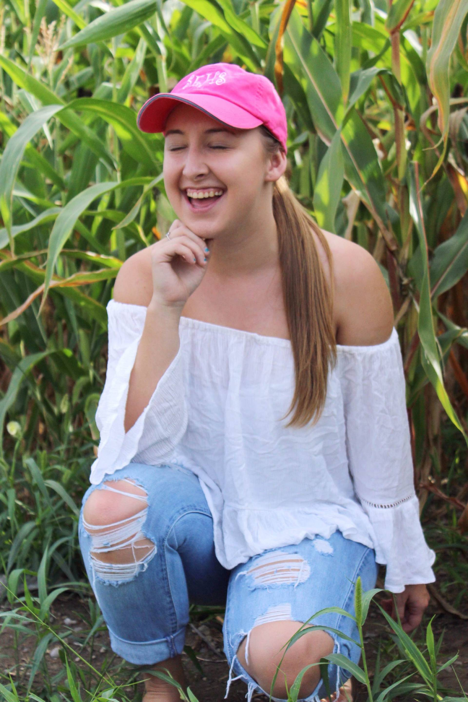 Pops of Pink w/ Marley Lilly