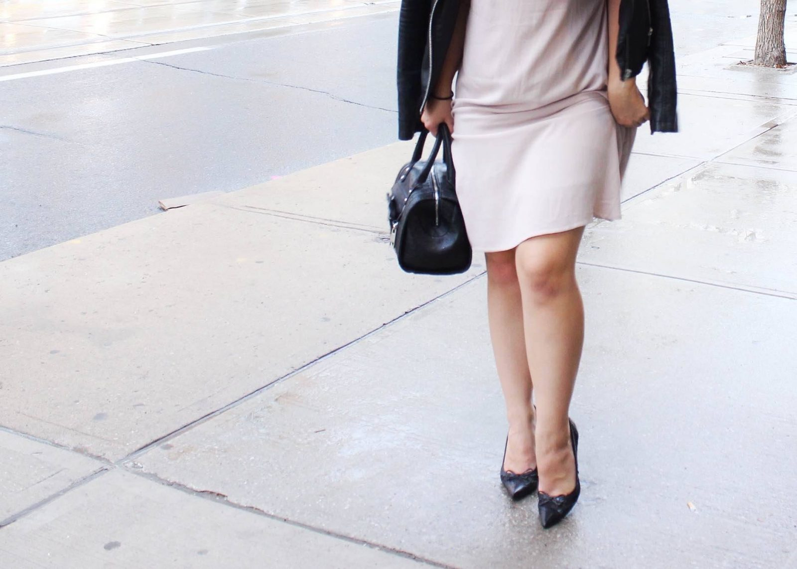 Nudes in the City - Pearls and Polkadots