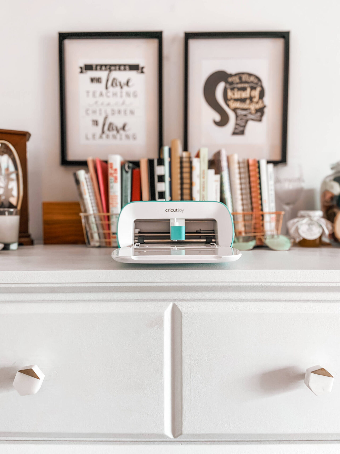 3 LITTLE PROJECTS TO MAKE WITH THE CRICUT JOY